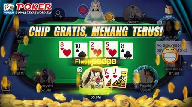 Fitur Aman dan Seru yang Dimiliki Poker JudiTexas Boyaa