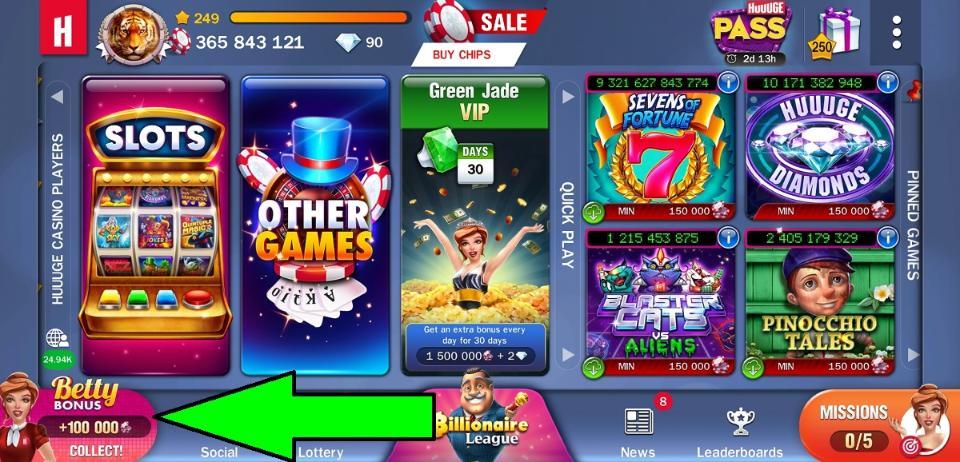 Keseruan Bermain Judi Slot Games