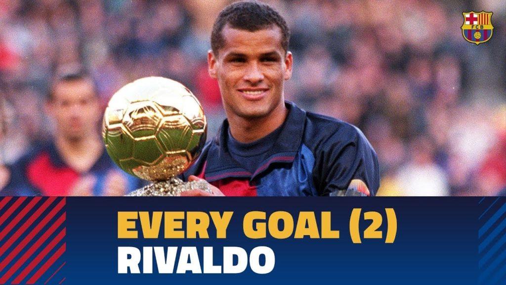 Perjalanan Karir Sepak Bola Rivaldo